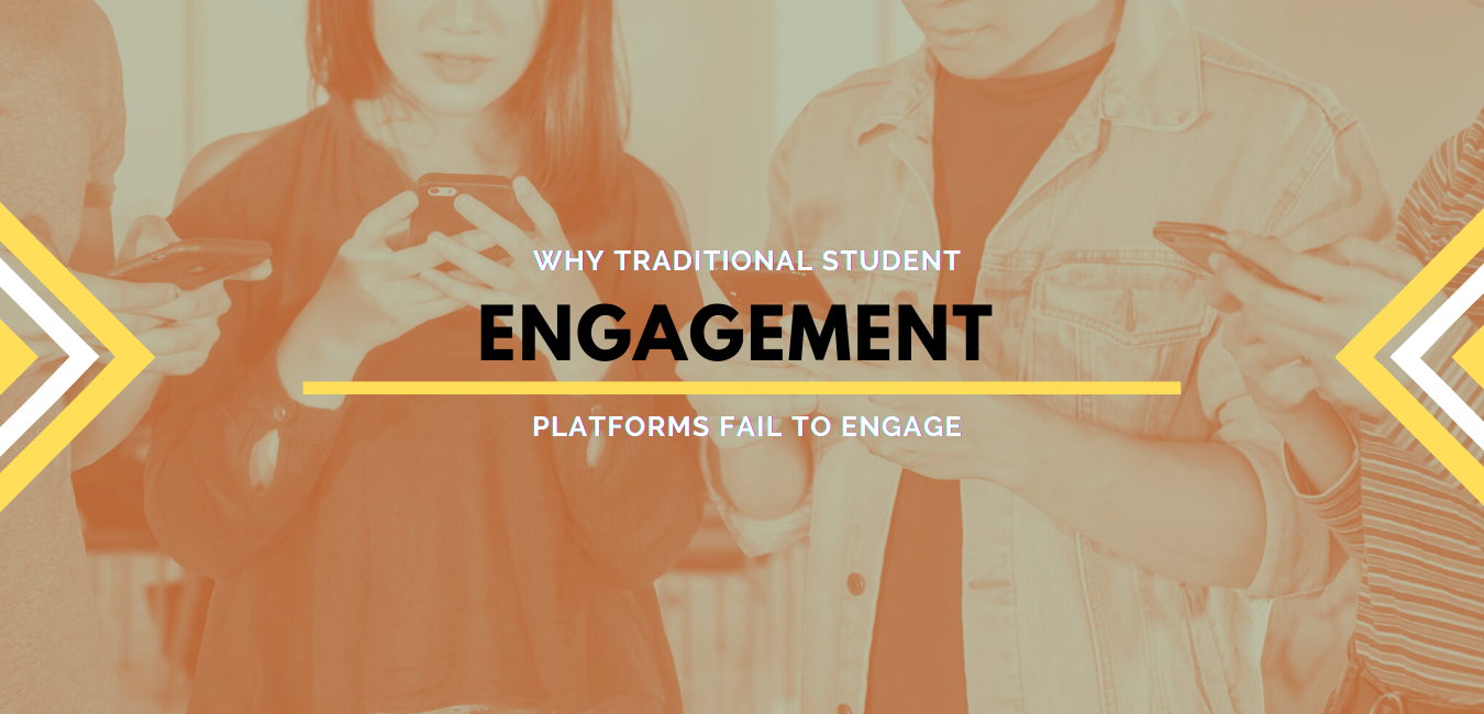 Why Traditional Student Engagement Platforms Fail to Engage