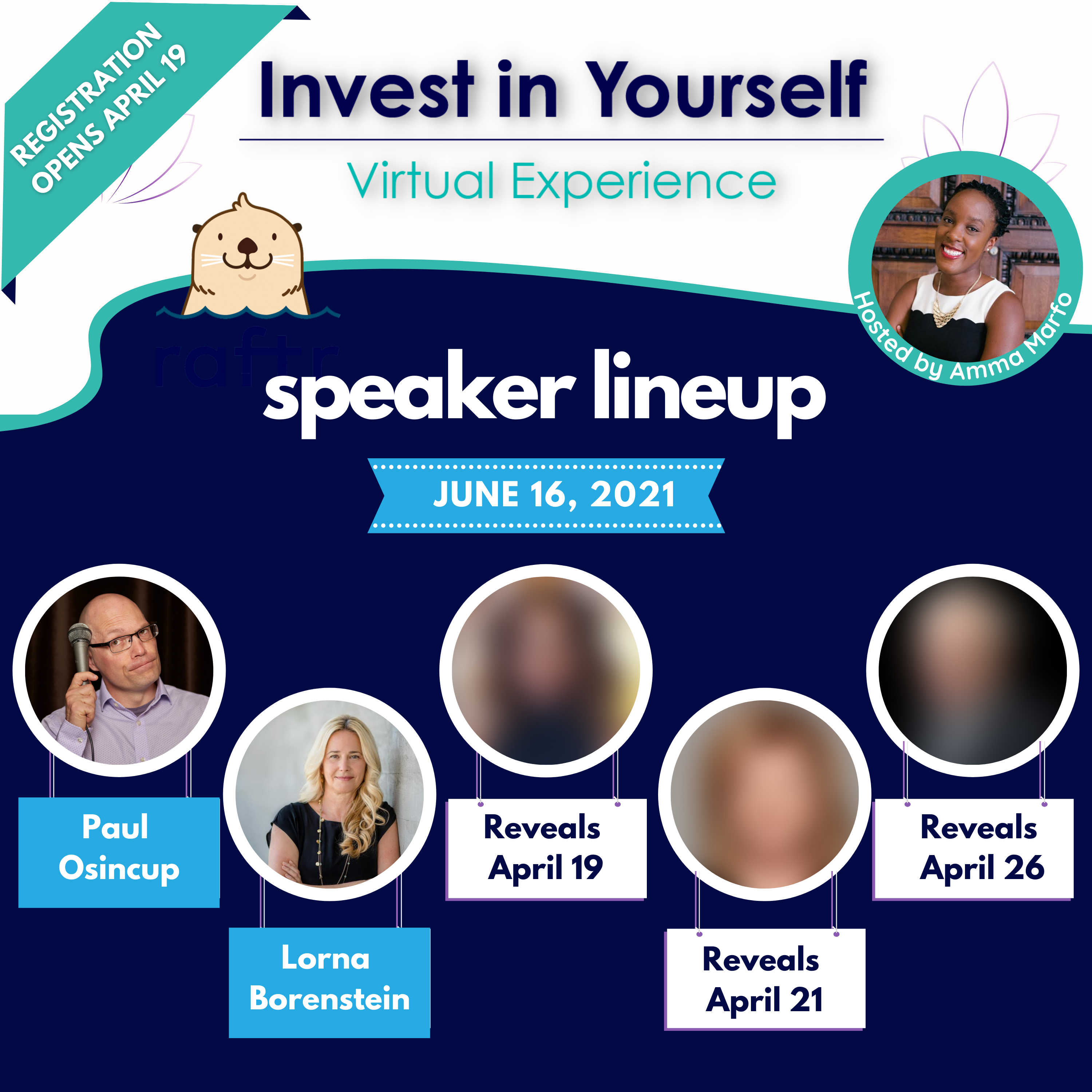 Invest in Yourself: Announcing Lorna Borenstein
